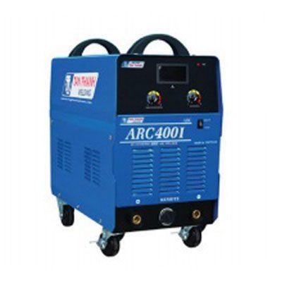 Máy hàn que IGBT tân thành ARC400i